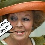 Beatrix verdeling rijkdom