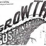 groei versus duurzaamhied