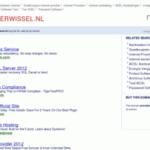 providerwissel